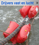 Inflatable Twin Boom floaters